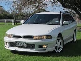 mitsubishi galant wagon 1997 mitsubishi legnum vr 4 sports wagon no reserve cash4cars