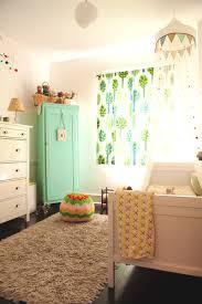décorer une chambre de bébé idée décoration chambre bebe vintage