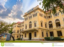 Neoclassical House Plans Museum Siam Is Located At Sanamchai Road In Bangkok Thailand