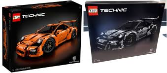 technic porsche 911 gt3 rs technic porsche 911 gt3 rs 42056 orange or camouflage the