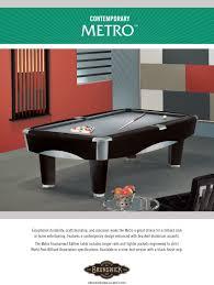 brunswick metro pool table knight shot dubai pool tables