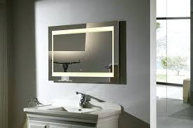 lighted bathroom mirror amazon cabinets oval with mirrors