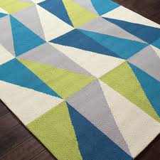 Blue And Green Outdoor Rug Jaipur Rugs Colours Right Angle 5 X 7 6 Indoor Outdoor Rug Blue