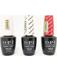 summer is here get this deal on opi gelcolor 3 pack let u0027s be