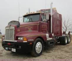 kenworth t600 for sale 1989 kenworth t600 semi truck item a5642 sold february