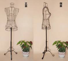 New Wire Mannequin Dress Form Mannequin Boutique Clothing Decor