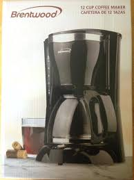 Brentwood Coffee Maker Coffee Maker Brentwood K Cup Coffee Maker