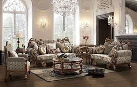 Formal Living Room Sets Traditional Formal Luxury Sofa Seat Chair 3 Living