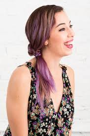 how to add colour chunks to hairstyles 5 things every girl should know before dyeing her hair pastel