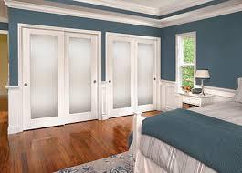 Bedroom Closet Sliding Doors Bedroom Closet Sliding Doors Large And Beautiful Photos Photo