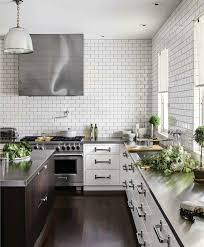 no top kitchen cabinets classic subway tile all white 3 drawer pulls