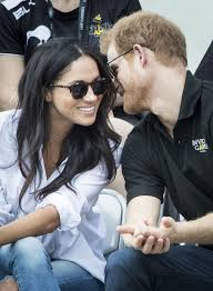 meghan markle toronto meghan markle and prince harry at invictus games 2017 in toronto