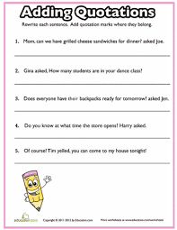 all worksheets dialogue writing worksheets for grade 5