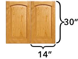 unfinished kitchen cabinets inset doors how to measure cabinet doors a tutorial