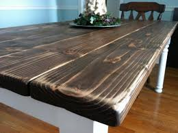 build a rustic dining room table how to build a vintage style dining room table yourself new house