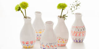 Unusual Vases by 12 Gorgeous Diy Vases You Can Actually Make Huffpost