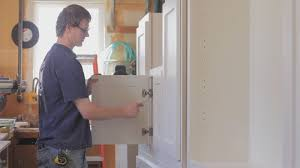 video how to adjust self closing kitchen cabinet hinges ehow
