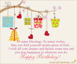 birthday wishes for your friends and family birthday card
