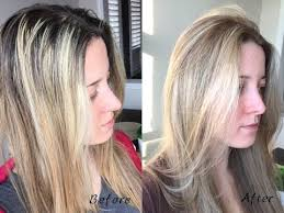 best toner for highlighted hair how to tone highlights soften the base with hair dye ash blond