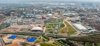 Rio Olympic Venues Now 2016 Rio Olympic And Paralympic Games Aecom