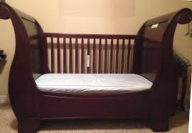 Convertible Sleigh Bed Crib by Blankets U0026 Swaddlings Safest Cribs 2016 As Well As Pottery Barn