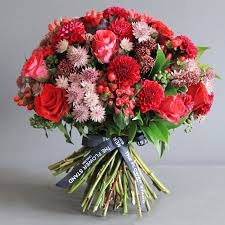 same day flowers dahlia bouquet same day luxury flowers london