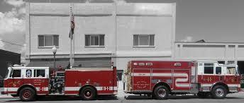 volunteer fire station floor plans fire department
