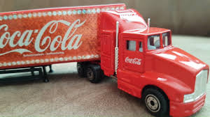 truck for coca cola truck for children