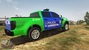 Ford Ranger - ford ranger policia ambiental cordoba argentina gta5 mods com