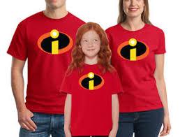 Halloween Costumes Incredibles Incredibles Shirt Disney Family Halloween Costume Shirts