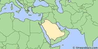 tabuk map current local time in tabuk saudi arabia