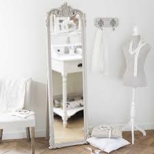 miroir de chambre sur pied ma chambre cosy parfaite miroir plein pied pour parfaire sa tenue