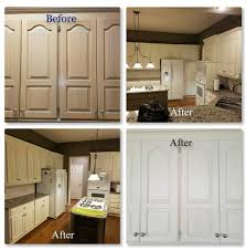 how painting and refurbishing cabinets could help you upgrade your