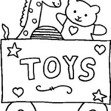 cute car toys coloring pages place color