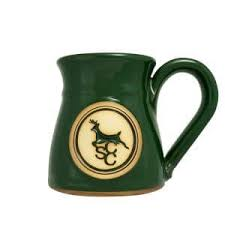 Cofee Mugs Handmade Custom Coffee Mugs With Your Logo Grey Fox Pottery