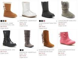 womens boots sales kohl s com s boots as low as 16 99 reg up to 89 99