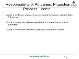 Actuarial Specialist Low Performing Endowments Ppt Download