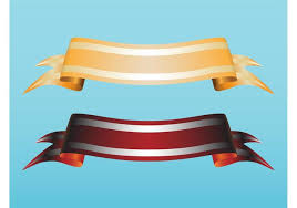 fabric ribbons fabric ribbons free vector stock graphics images