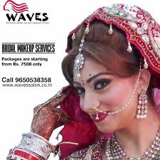 bridal makeup packages call at 9650538358 to get best bridal makeup packages noida