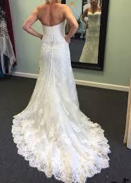 Wedding Dresses Bristol Watters Wtoo Bristol Size 0 Wedding Dress U2013 Oncewed Com