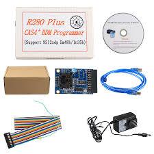 r280 plus for bmw motorola mc9s12xep100 chip 5m48h 1n35h