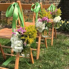 Mason Jar Vases Wedding Offray Mason Jar Vase For Wedding Chairs