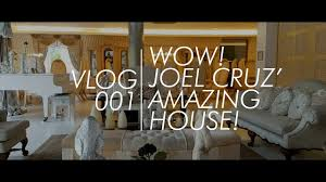 vlog 001 joel cruz u0027 amazing house baguio trip youtube