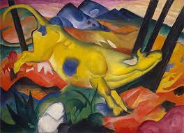 franz marc biography art and analysis of works the art story
