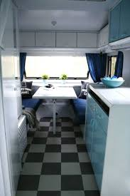 Camper Trailer Kitchen Ideas 90 Best Camping Car Images On Pinterest Van Life Travel And