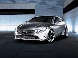 mercedes concept mercedes concept a klasse world premiere in shanghai autoevolution