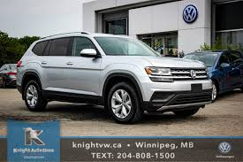 2018 Volkswagen Atlas Info Auto Haus Volkswagen