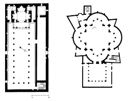 3 3 1 3 the square rectangular church plan quadralectic