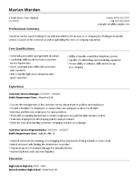 simple resume format 99 free professional resume formats designs livecareer
