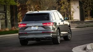 Audi Q7 Specs - 2017 audi q7 3 0t quattro us spec rear hd wallpaper 12
